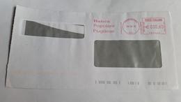 495 - BANCA POPOLARE PUGLIESE  9/6/10 - Affrancature Meccaniche Rosse (EMA)