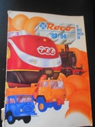 Catalogue ROCO 1983/1984 - Other