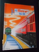 Catalogue ROCO 1984/1985 - Other