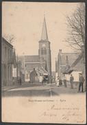 Église, Saint-Hilaire-lez-Cambrai, Nord, France, C.1902 - U/B Postcard CPA - Cambrai