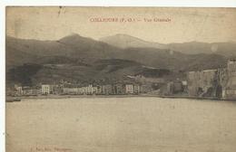 Collioure Vue Générale     (6270) - Collioure
