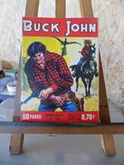 BUCK JOHN N° 416 - Petit Format