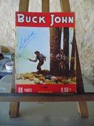 BUCK JOHN N° 404 - Petit Format