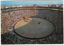 Mallorca - Plaza De Toros  Coliseo Balear, Palma, Espana - 'Frigorificos', 'Cointreau' &  'Osborne'  Billboards - Corrida