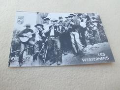 LES WESTERNERS - Chanteurs & Musiciens