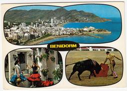 Benidorm - Plaza De Toros - (Multiview) -  Alicante, Espana - Corrida
