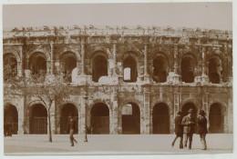 Nîmes. Les Arènes. Citrate Circa 1900. - Lieux