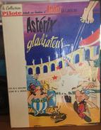 ASTERIX GLADIATEUR édition De 1964 En Très Bon état 17 Titres Au Dos 4a - Astérix
