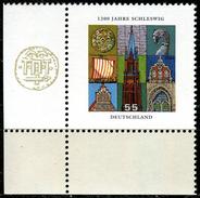 BRD - Michel 2377 ECKE LIU - ** Postfrisch (A) - 55C  1200 Jahre Schleswig - [7] West-Duitsland