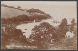 Peeps On The Fal - Mylor Creek, Cornwall, 1914 - Bragg RP Postcard - Other
