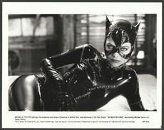 Michelle Pfeiffer, Catwoman, The Dark Knight, Batman Returns - Press Photo, 1992 - Photographs