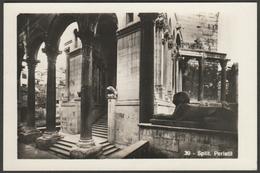 Peristil Dioklecijanove Palače U Splitu, C.1950 - Foto Razglednica - Croatia