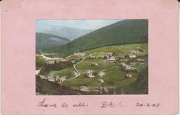 RUMANIA // ROMANIA. ST. PETER UND SPINDELMUHL. 1905 - Rumänien