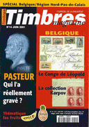 Timbres Magazine N°014 Juin 2001 - Français (àpd. 1941)