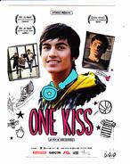 ONE KISS Film De Ivan Cotroneo, Riman Grillo Ritzberger, Basket, Tee-shirt 2017 - Affiches Sur Carte