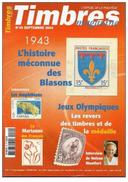 Timbres Magazine N°049 Septembre 2004 - Français (àpd. 1941)