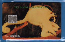 TELEFON MALAGASY - Au Coeur De La Compétition. Usata . Vedi Descrizione. (6) - Madagascar