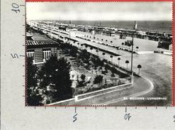 CARTOLINA VG ITALIA - RICCIONE (RN) - Lungomare - 10 X 15 - ANN. 1951 - Rimini