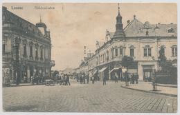 Losonc - Rakoczi Street  :) - Slovakia