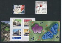 2016 - Switzerland - Stamps Set Issue 3/2016 - Ungebraucht