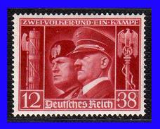 1941 - Alemania - Sc. B 189  - MNH -  AL-138 - Alemania