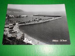 Cartolina Salerno - Il Porto 1960 Ca - Salerno