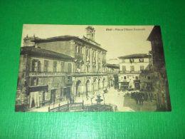 Cartolina Rieti - Piazza Vittorio Emanuele 1920 Ca - Rieti