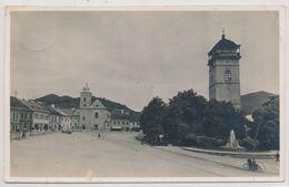 Rozsnyo - Rakoczi Watch Tower, Franciska Statue, Shaveling Church :) - Slovakia