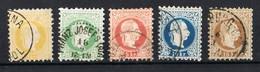 1867 -1874  PERFORATE 9 1/2 SCOTT#27-31 - Oriente Austriaco