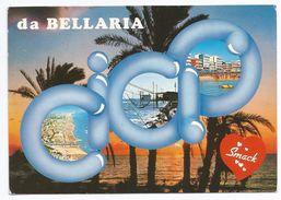 1992, Forlì - Da Bellaria - Igea Marina ...Ciao::: - Rimini