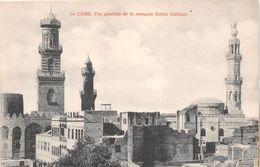 ¤¤  -  EGYPTE   -   LE CAIRE   - Vue Générale De La Mosquée Sultan Kalaoun     -  ¤¤ - Cairo