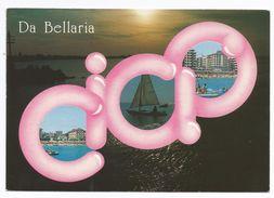 1991, Forlì - Da Bellaria - Igea Marina ...Ciao... - Rimini