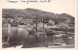 ¤¤  -  MONACO   -  Vue Générale Du Port Et De MONACO   -  ¤¤ - Harbor
