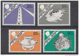 ARUBA Nvph Nr.:30-33 Standaardserie 1987 Neuf Sans Charniere / Mnh / Postfris - Curaçao, Antilles Neérlandaises, Aruba