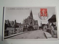 T29  VENDOME  L Eglise De La Trinité  1909 - Vendome