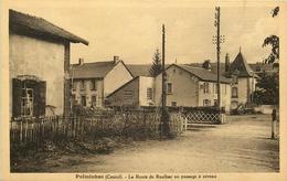 CANTAL  POLMINHAC Passage A Niveau - France