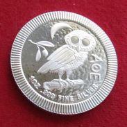 Niue 2 $ 2017 Owl - Niue