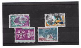 EDY276 - NIGER , Quattro Valori Diversi  ***  MNH - Niger (1960-...)