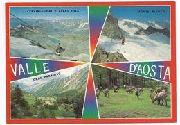 1996, Valle D'Aosta Vedutine - Altre Città