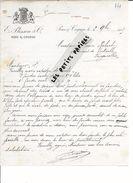 17 - Charente-maritime - PONS - Facture PLISSON - Cognac - 1905 - REF 266 - France