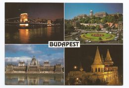 1998, Budapest Vedutine - Ungheria