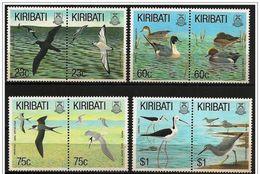 Kiribati: Uccelli Diversi, Différents Oiseaux, Different Birds - Albatros