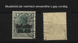 Ober-Ost,3b,o,gep.Mi.150,- - Besetzungen 1914-18