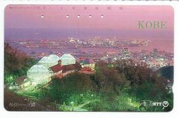 Ville De Kobé, Telephone Card - Japan