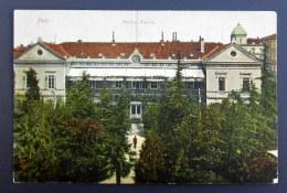 Croatia / Hrvatska: Pola (Pula), Marine - Kasino 1913 - Croatia
