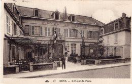 V10337 Cpa 89 Sens - L' Hôtel De Paris - Sens