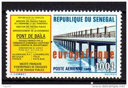 Sénégal P.A. N° 79  XX  Europafrique Sans Charnière, TB - Senegal (1960-...)