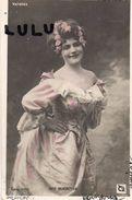 FANTAISIE Femme : N° 90 , Précurseur ;  Mlle Guéritta , Variétés - Femmes