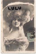 FANTAISIE Femme : N° 89 , Précurseur ;  Bustes Louis XVI ( Beau Chapeau ) S I P éditeur - Femmes