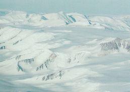 1 AK Antarctica Antarktis * Transantarctic Mountains * - Ansichtskarten